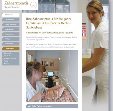 Zahnarztpraxis Schubert