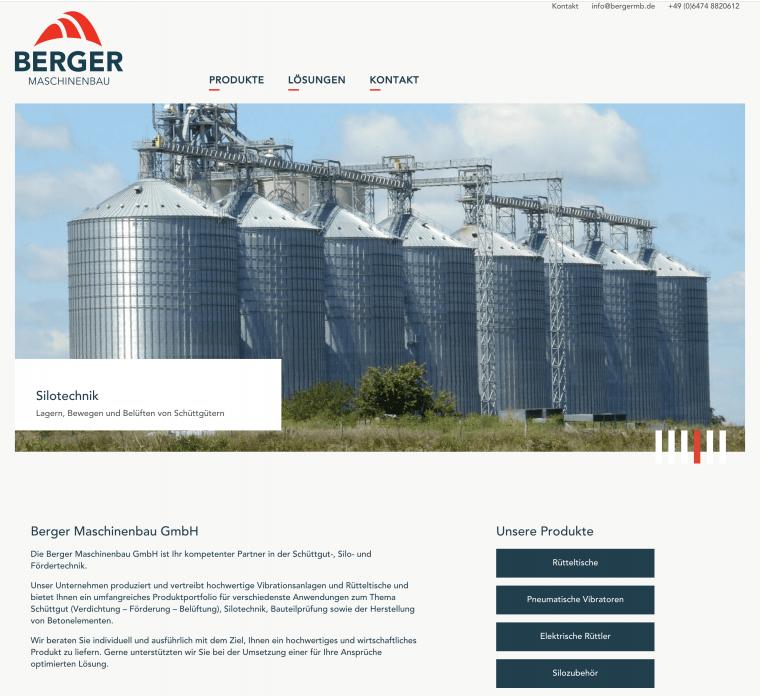 Berger Maschinenbau
