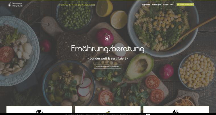 Ernaehrungs-therapie (Design Kunde)