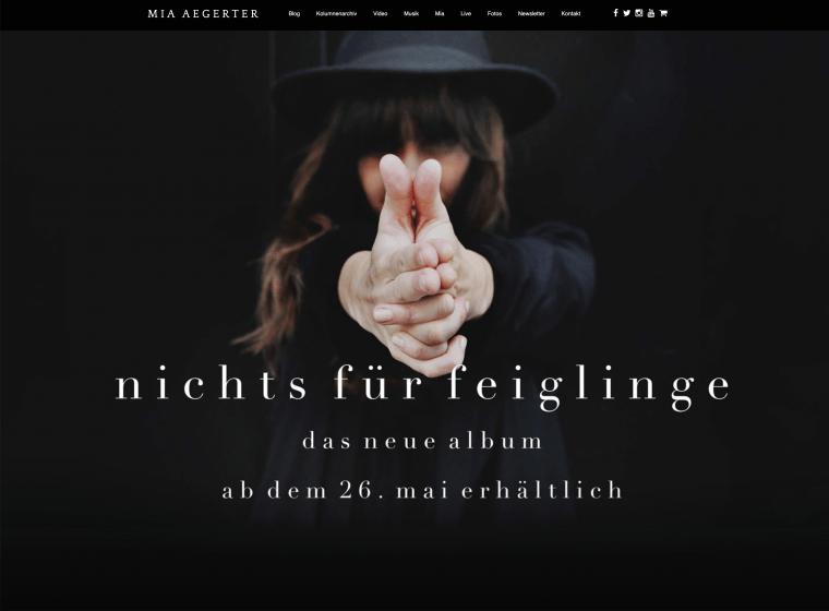 Mia Aegeter Blog