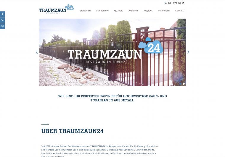 Traum Zaun 24
