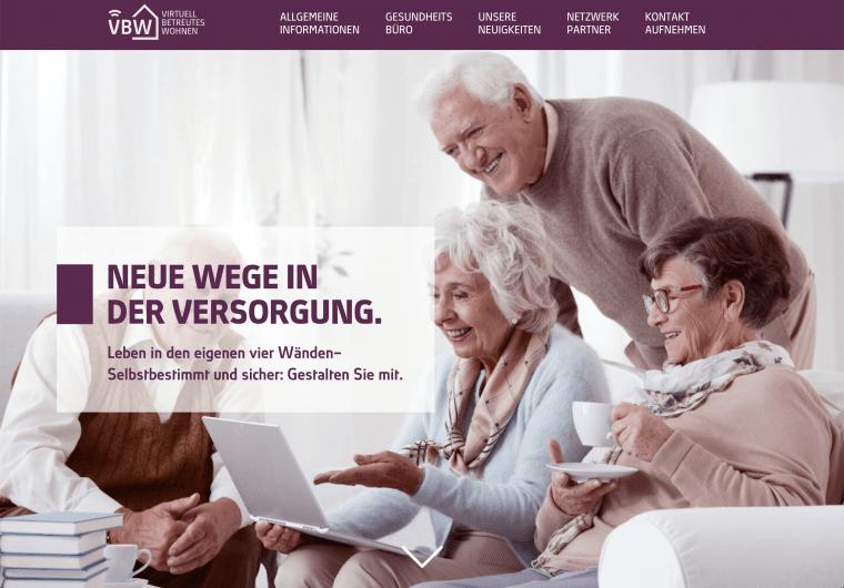 Virtuell Betreutes Wohnen